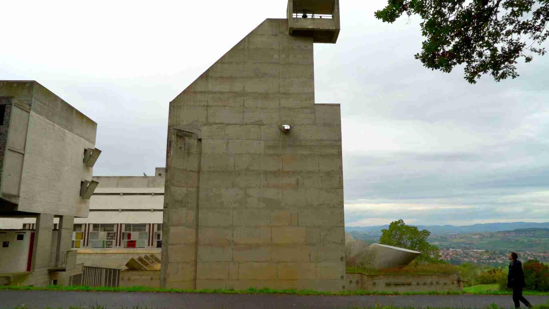 Le couvent de la Tourette